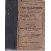 Nouveau Guide De Conversations Modernes En Fran�ais Et En Anglais de C and H. Witcomb