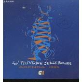 40e Television Suisse Romande - Agenda 1995 de COLLECTIF