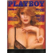 Playboy - Entertainment For Men - October 1983 - In Cover : Charlotte Kemp - The Big O Readers Report On Timing, Touching And Female Sex - The Exotic, Erotic Rehead, A Pictorial Salute - ... de COLLECTIF