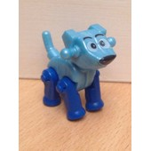 Robot Chien Bleu Kinder Surprise