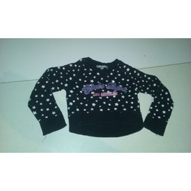 Sweat Vynil Fraise 4 Ans Multicolore