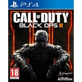 Playstation 4 Call Of Duty Black Ops Iii 3 - Standard Edition