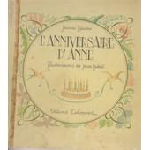 L' Anniversaire D' Anne de JEANNE DIVOIRE