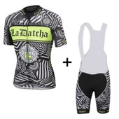 2016 New Saxo Bank Tinkoff Cycling Jersey Summer Style � Manches Courtes Ensemble Vente Chaude Ropa Ciclismo Vtt Cycle Noir / Blanc / Fluo Lumi�re
