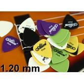 Lot 10 M�diators Plectres 1.20 Mm Guitare / Basse / Banjo / Mandoline