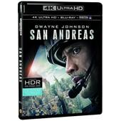 San Andreas - 4k Ultra Hd + Blu-Ray + Copie Digitale Ultraviolet de Brad Peyton