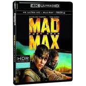 Mad Max : Fury Road - 4k Ultra Hd + Blu-Ray + Copie Digitale Ultraviolet de George Miller