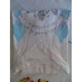 T-Shirt C&a Coton 12 Ans Blanc