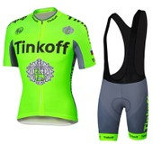 Maillot Ciclismo 2016 Tinkoff Fluo Vert New Summer Style V�tements De Cyclisme Vtt Bicicleta V�lo Maillot Ropa Ciclismo Hombre
