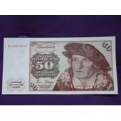 Billet 50 Deutsche Mark