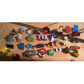 Lot De 35 Pin's Divers