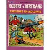 Robert Et Bertrand N�10 Aventure En Moldavie de W. Vandersteen