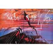 Pink Floyd - The Wall - Hammers - Affiche Officielle