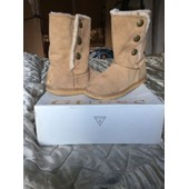 Bottes Guess 38 Beige