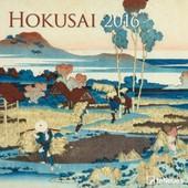 Calendrier 2016 - Hokusai - 30x30 Cm