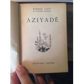 Aziyad� de Pierre Loti