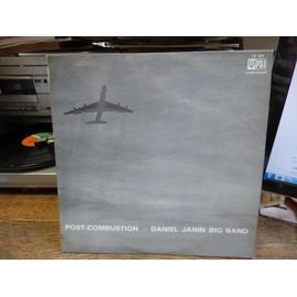 post-combustion : Daniel Janin big band - 1970 disque psi 3033
