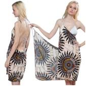 Robe De Plage Pareo D'�t� Femme Sexy Sarong Serviette Modulable Bikini Maillot De Bain 2 Pieces Lingerie