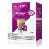 Caf� Royal Dolce Gusto Caf� Au Lait Capsules Compatibles Systeme Dolce Gusto