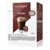 Caf� Royal Dolce Gusto Chocolate Capsules Compatibles Systeme Dolce Gusto