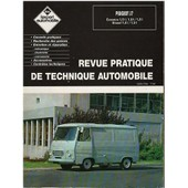 Revue Technique Automobile Peugeot J7 de Collectif
