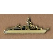 Pin's Bateau Bataeux Militaire Fr�gate ? Petit Pin's Ref 383