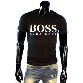 Tee Shirt Hugo Boss Green Homme