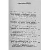 Chimie G�n�rale + Nombreux Sch�mas Et Dessins + �quations - 1936 de a. bouzat