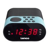 Lenco Cr-07 Blue Radio Portable Noir, Bleu