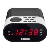 Lenco Cr-07 Radio Portable Noir, Blanc