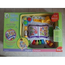 Leap frog table d 39 occasion 82 vendre pas cher - Table d activite leapfrog ...