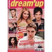 Dream Up / 05-2011 N�60 : Robert Pattinson (4p) - Ian Somerhalder (2p) - M Pokora (2p + Poster)