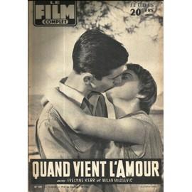 Le Film Complet N�586 / 1956 / Evelyne Kerr, Susan Hayward, Lana Turner & Richard Burton
