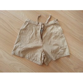 Short Randonn�e Decathlon Coton 38 Beige