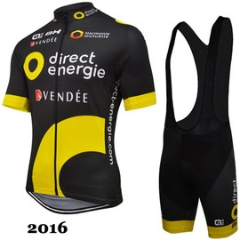 Cyclisme Jersey 2016 Nouvelle Arriv�e Homme Ropa Ciclismo V�lo D'�t� Maillot Ciclismo Sport Cyclisme V�tements Bicicleta Hombre