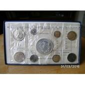 Coffret Monnaie De Paris Fleur De Coin Ann�e 1974