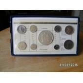 Coffret Monnaie De Paris Fleur De Coin Ann�e1975