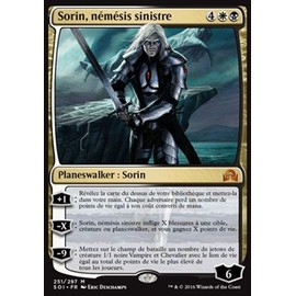 Sorin, N�m�sis Sinistre - T�n�bres Sur Innistrad