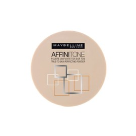 Poudre Affinitone Unifiante Gemey Maybelline - 24 Beige Dor�