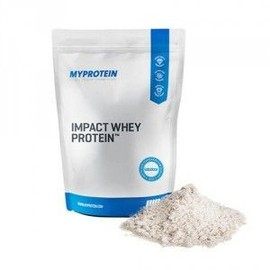 Impact Whey Protein - Chocolate Brownie 1kg - Myprotein