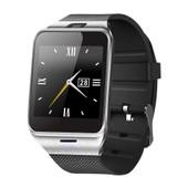 Montre Bracelet Connect�e Intelligente Smartwatch Capteur D'activit� Bluetooth Podom�tre Sommeil Sport Sant� Carte Sim Tf Support Nfc Appareil Photo Int�gr� Pour T�l�phone Portable Android Noir