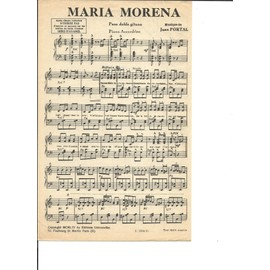 Maria Morena (Paso doble gitano) + Vito-Vito (Paso doble Typique)