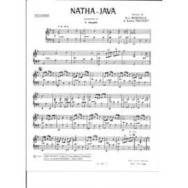 Natha-Java + Café Glace (Samba)