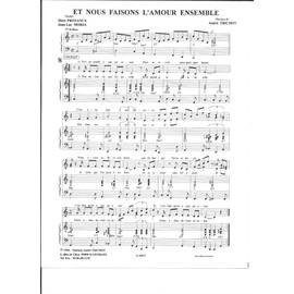 Et Nous Faisons L'Amour Ensemble (Slow) + A La Saint Gainsbarre (Java)