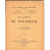 Le Livret Du Fourreur de Ch. Kretzschmar