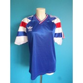 Maillot Football Vintage France 1993 Taille: M +++ Tbe