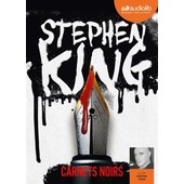 Carnets Noirs - Cd Mp3 - Stephen King