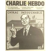 Charlie Hebdo N� 353 - Chirac Intouchable