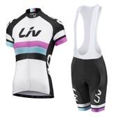 Liv Maillot 2016 Femmes Ropa Ciclismo Mujer � Manches Courtes Maillot Ciclismo Vtt V�tements De V�lo V�tements De Cyclisme Chine V�lo