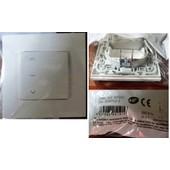 Skin Line Basic Interrupteur Pour Volet Roulant - Skin Line Basic / Sm0062-2